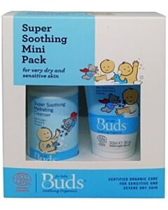 Buds Soothing Organics: Super Soothing Mini Pack (Eczema MINI Pack) - 15% OFF!!