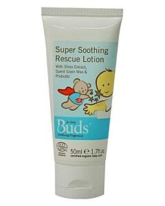 Buds Soothing Organics: Super Soothing Rescue Lotion 50ml - 15% OFF!