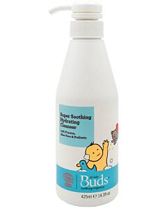 Buds Soothing Organics: Super Soothing Rescue Hydrating Cleanser 425ml - 15% OFF!