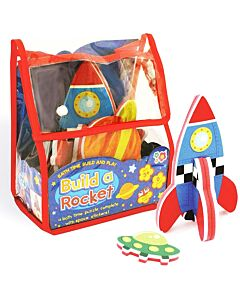 Meadow Kids: Build and Play Rocket