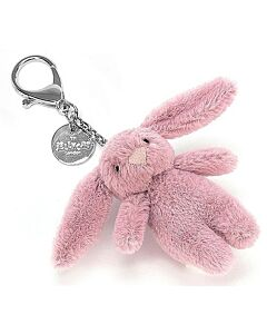 Jellycat: Bashful Bunny Tulip Bag Charm (8cm) [PREORDER - Limited units arriving on 18 May]