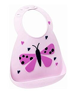 Make My Day: Baby Bib - Butterfly (Hearts in a Flutter) - 20% OFF!!