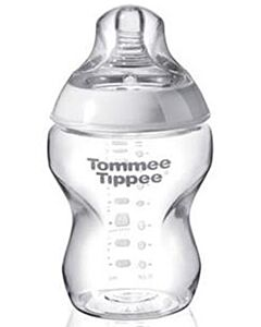 Tommee Tippee: Closer to Nature PP Bottle 340ml / 12oz (BPA free) - Single Pack - 30% OFF!