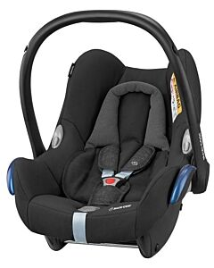 Maxi-Cosi CabrioFix Car Seat (Group 0+) - Essential Black - 47% OFF!!