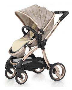 Egg® Stroller: Camo Sand On Gold Chassis (Special Edition) - 30% OFF SPECIAL!!