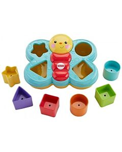Fisher-Price: Butterfly Shape Sorter - 10% OFF!!