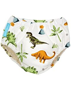 Charlie Banana: Reusable 2-in-1 Swim Diapers and Training Pants Dinosaurs - (Medium) - 25% OFF!!