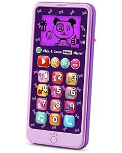LeapFrog: Chat & Count Emoji Phone - Violet - 16% OFF!!