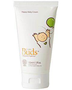 Buds Cherished Organics: Happy Baby Cream 150ml - 15% OFF!