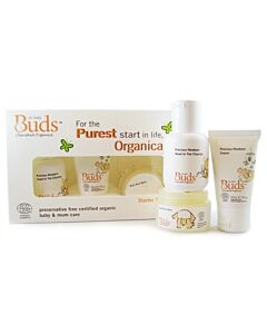Buds Cherished Organics: Baby Starter Kit - 15% OFF!