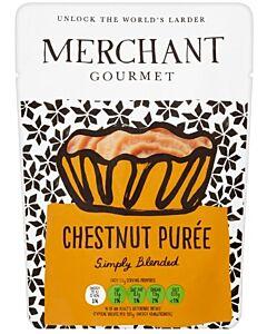 Merchant Gourmet: Chestnut Puree 250g