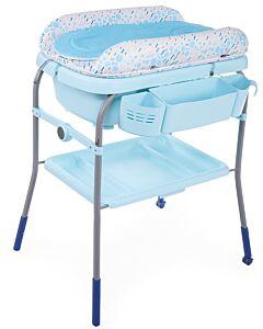 CHICCO Cuddle & Bubble Comfort Bath Set - Ocean - 29% OFF!