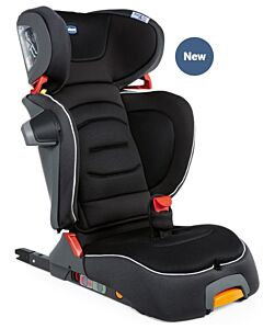 Chicco Fold & Go i-Size High Back Booster Seat (Black) - 10% OFF!!