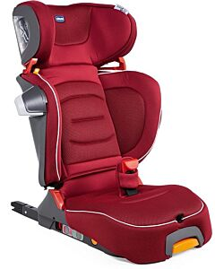 Chicco Fold & Go i-Size High Back Booster Seat (Red Passion) - 10% OFF!!