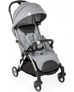 CHICCO Goody Auto Folding Compact Stroller [Cool Grey] - 32% OFF!!