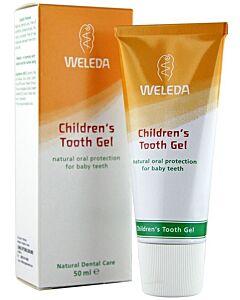 Weleda Children's Tooth Gel 50ml - 18% OFF!!