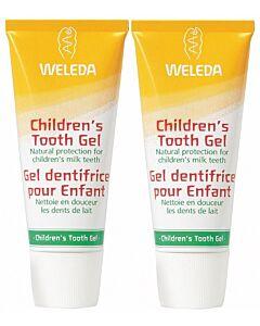 Weleda Children's Tooth Gel 50ml - TWIN PACK - 20% OFF!!