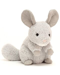 Jellycat: Cheeky Chinchilla Misty (15cm) [PREORDER - Limited units arriving on 18 May]