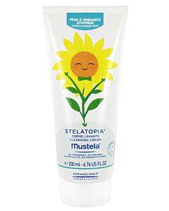 Mustela: STELATOPIA® Cleansing Cream 200ml - 25% OFF!!