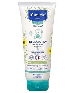 Mustela: STELATOPIA® Cleansing Gel 200ml - 20% OFF!!