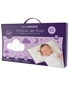 Clevamama: ClevaFoam Baby Pillow - 10% OFF!!