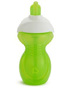 Munchkin: Click Lock™ Flip Straw Cup - Green