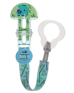 MAM Clip It! Baby Pacifier Holder - Blue - 15% OFF!!