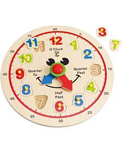 Hape Toys: Happy Hour Clock - 15% OFF!!