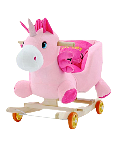 Coby Play Rocking Animal - Unicorn (Pink) - 45% OFF!!