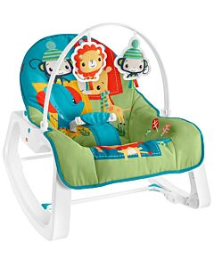 Fisher-Price: Infant-to-Toddler Rocker - Colorful Jungle - 15% OFF!!