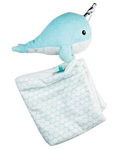 Bubble Comforter - Tusky the Narwhale - 21% OFF!!