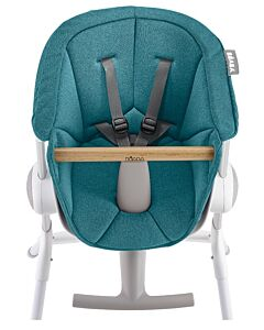 Beaba Comfy Seat Cushion - Blue (for Up & Down High Chair) - 10% OFF!!