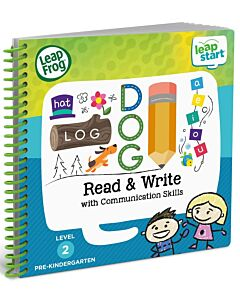 LeapFrog: LeapStart™ Pre-Kindergarten Activity Book: Read & Write and Communication Skills (aged 3-5 yrs) - 16% OFF!!