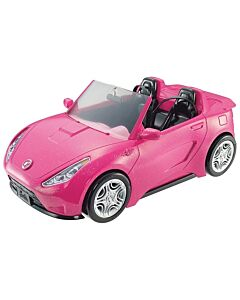 Barbie® Glam Convertible Car with 2 Seats (3Y+) - 17% OFF!!