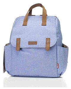 Babymel: Robyn Convertible Backpack - Bluebell - 15% OFF!!