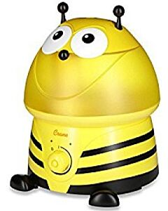 Crane Ultrasonic Cool Mist Humidifier Bumble Bee - 25% OFF!!