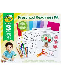 Crayola My First Crayola Preschool Readiness Kit - 15% OFF!!
