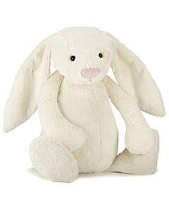 Jellycat: Bashful Cream Bunny - Really Really Big (108cm)