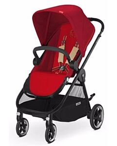 Cybex: Agis M-Air4 Stroller (Hot & Spicy-Red) - 40% OFF!!
