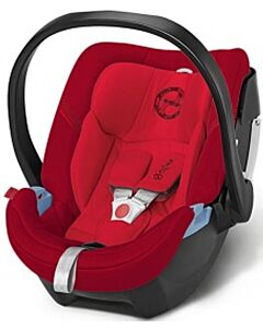 Cybex: Aton 4 Hot Spicy-Red - 30% OFF!!