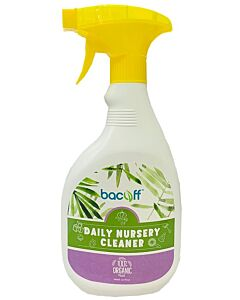 Bacoff: Daily Nursery Cleaner (old name: Nursery All Purpose Cleaner) 500ml - BEST BUY! - 25% OFF!!