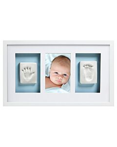 Pearhead: Babyprints Deluxe Wall Frame (w/Closed Box) - White - 20% OFF!