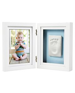 Pearhead: Babyprints Desk Frame (w/Closed Box) - White - 15% OFF!