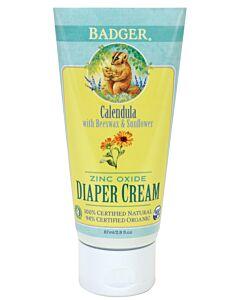 Badger: Zinc Oxide Diaper Cream