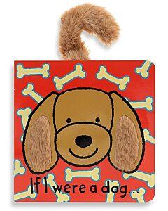 Jellycat: If I were a Dog Book (15cm)