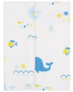 Autumnz: Swaddle Pouch (Safe & Snug for Newborns) - Dolphine Paradise (Size S) - 20% OFF!!