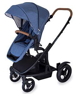 Babyhood: Doppio Inline Stroller (Single) - Marina - 11% OFF!!