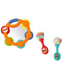 Fisher-Price: Tambourine & Maracas Gift Set - 15% OFF!!