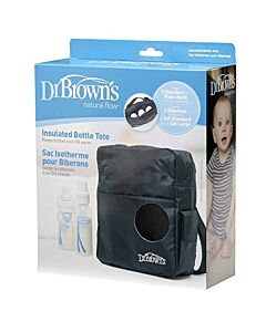 Dr. Brown's: Insulated Bottle Tote (Cool or Warm Bag) - 20% OFF!!