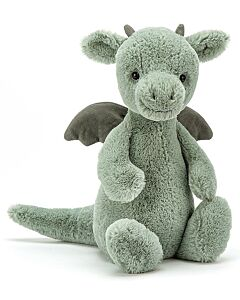 Jellycat: Bashful Dragon (31cm) [PREORDER - Limited units arriving on 10 June]